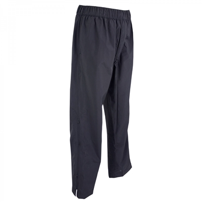 mens waterproof golf pants black