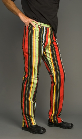 Loudmouth Hot Dog Pants
