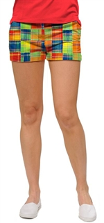 Grass mini shorts - 0