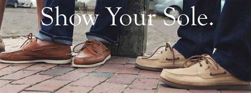 mens custom boat shoes
