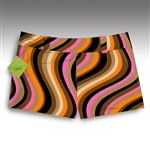 Loudmouth Golf womens MINI Shorts - mojodelic - 4
